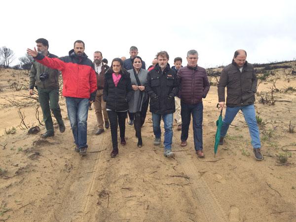 """""""Fiscal"""" y autoridades visitan Cuesta Maneli - CANTUESO - Natural Seeds"""