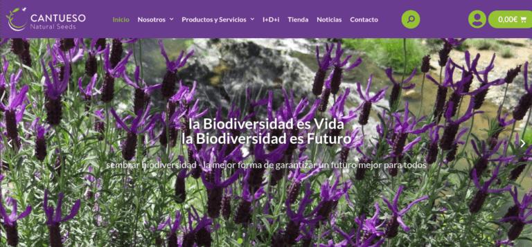 Estrenamos nueva Web - CANTUESO - Natural Seeds