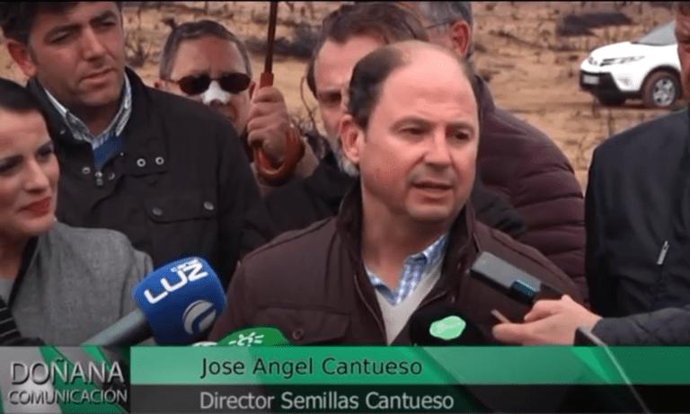 Entrega de Semillas en Cuesta Maneli - CANTUESO - Natural Seeds