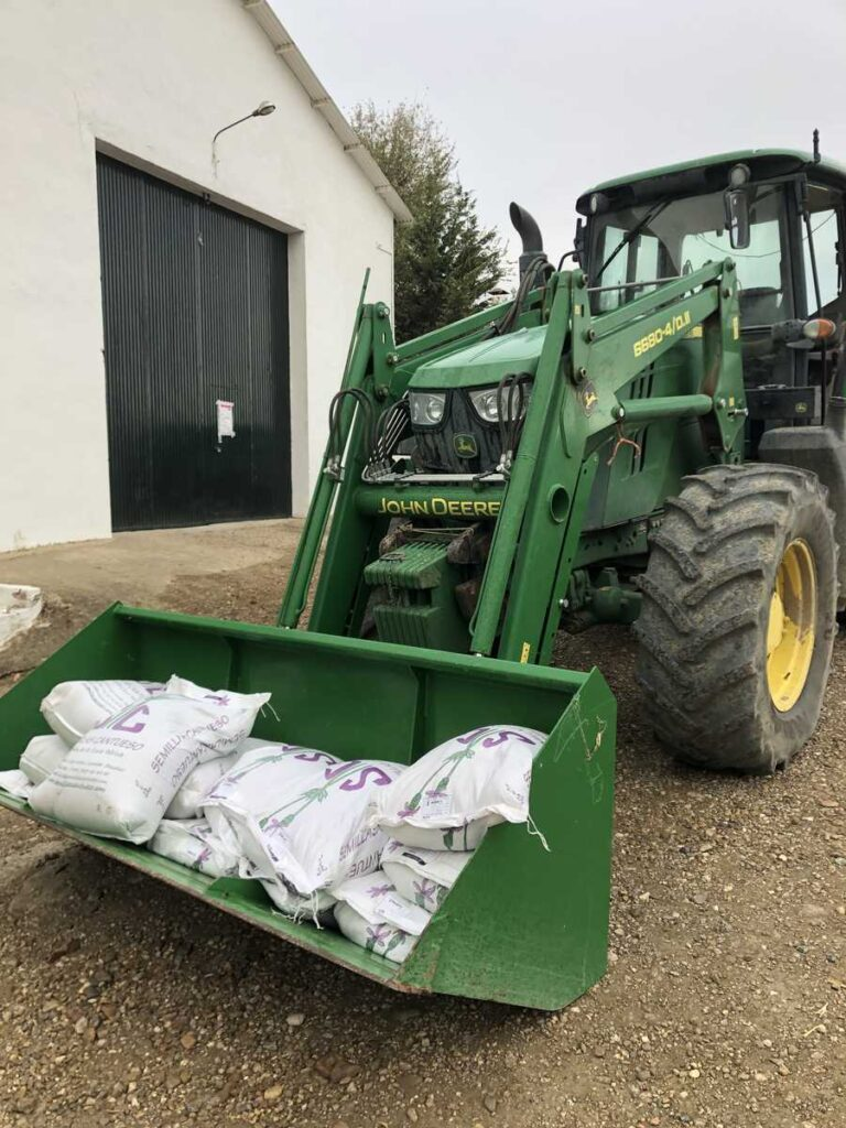 Cubiertas Vegetales para Gullyblock - CANTUESO Natural Seeds