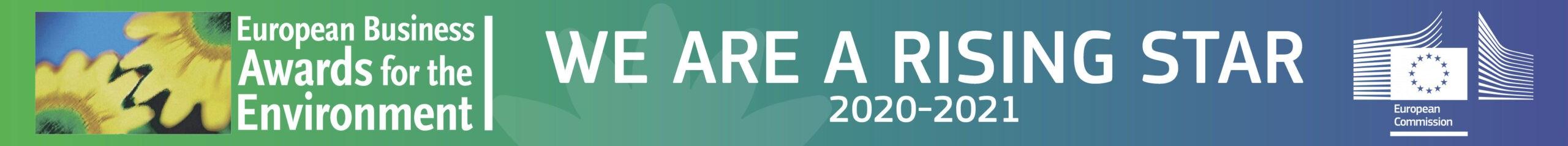 Banner EBAE 2020-2021 - Rising Star