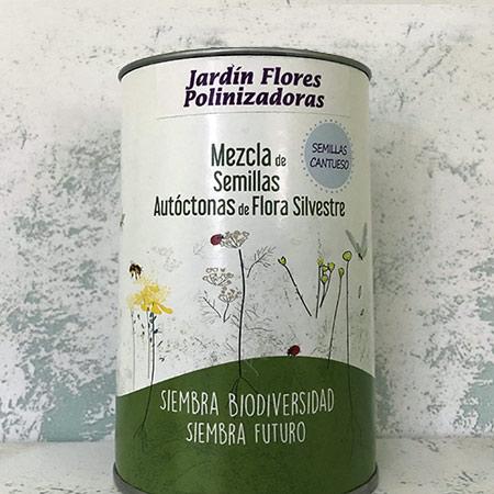 Jardin de Flores Auxiliares y Polinizadoras - CANTUESO - Natural Seeds