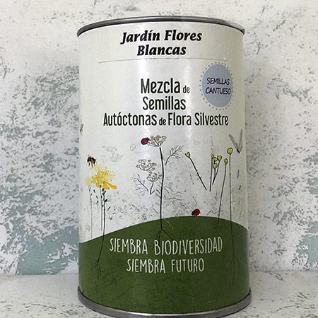 Jardin de Flores Blancas - CANTUESO - Natural Seeds