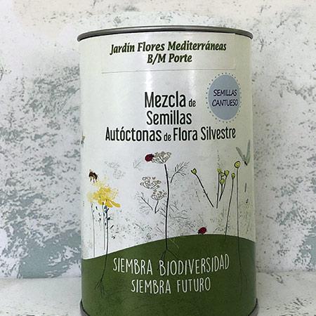Jardin de Flores Mediterraneas - CANTUESO - Natural Seeds