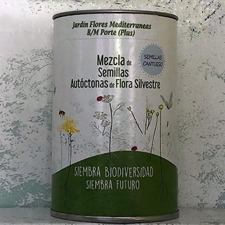 Jardin de Flores Mediterraneas (Plus) - CANTUESO - Natural Seeds