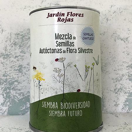 Jardin de Flores Rojas - CANTUESO - Natural Seeds