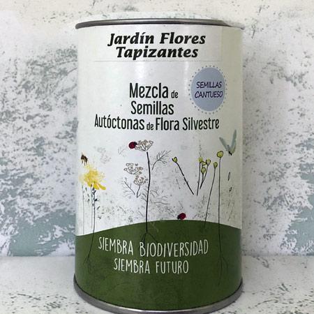 Jardin de Flores Tapizantes - CANTUESO - Natural Seeds