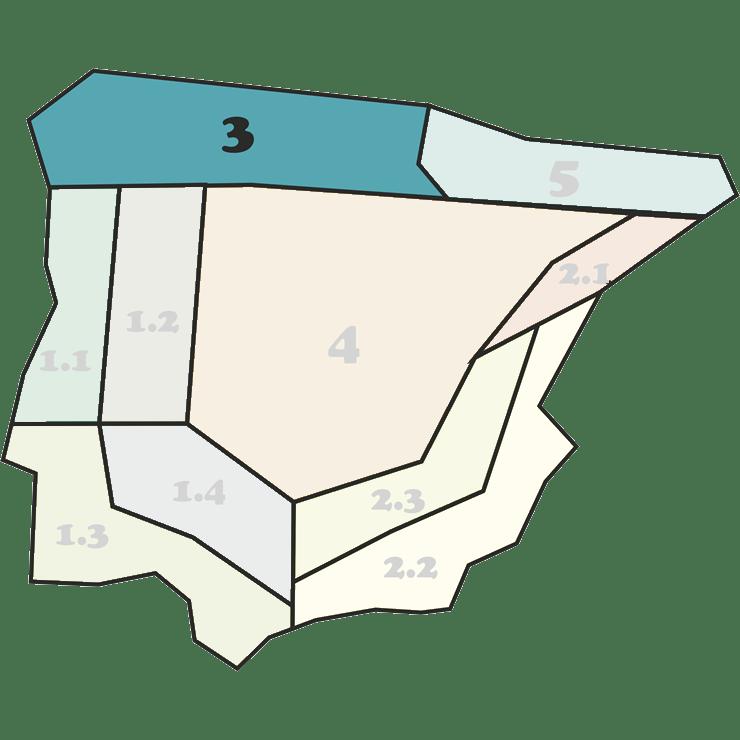 Mapa Mezclas 3 - CANTUESO - Natural Seeds