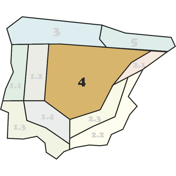 Mapa Mezclas 4 - CANTUESO - Natural Seeds