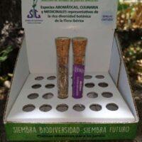 Tubo de Biodiversidad Abrotano - CANTUESO - Natural Seeds