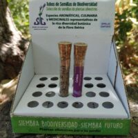 Tubo de Biodiversidad Comino - CANTUESO - Natural Seeds