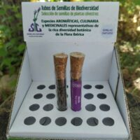 Tubo de Biodiversidad Rucula - CANTUESO - Natural Seeds