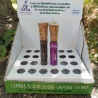 Tubo de Biodiversidad Toronjil - CANTUESO - Natural Seeds