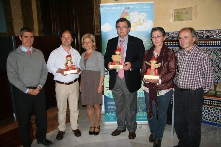 "Entrega de premios ""Duende del Bejarano"" - CANTUESO - Natural Seeds"