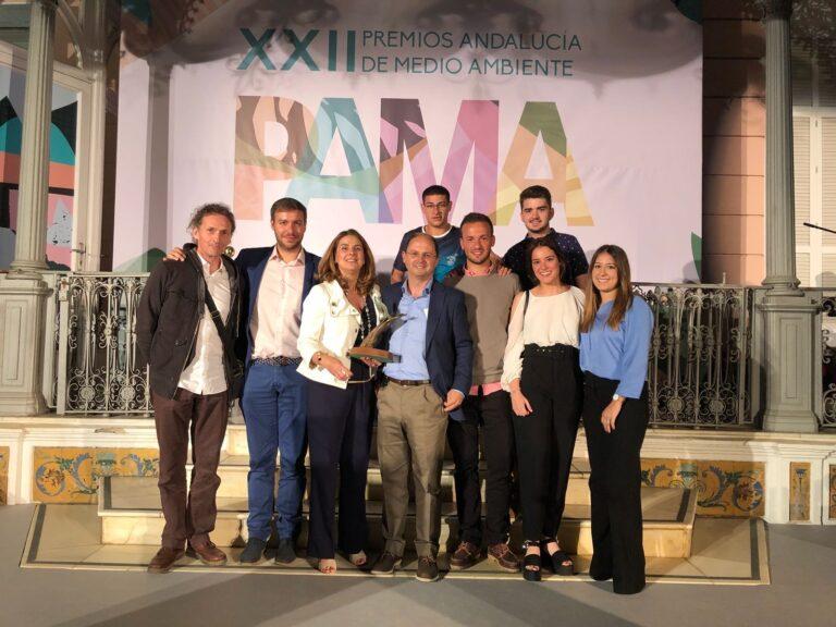 XXII Premios Andalucía de Medio Ambiente - CANTUESO - Natural Seeds